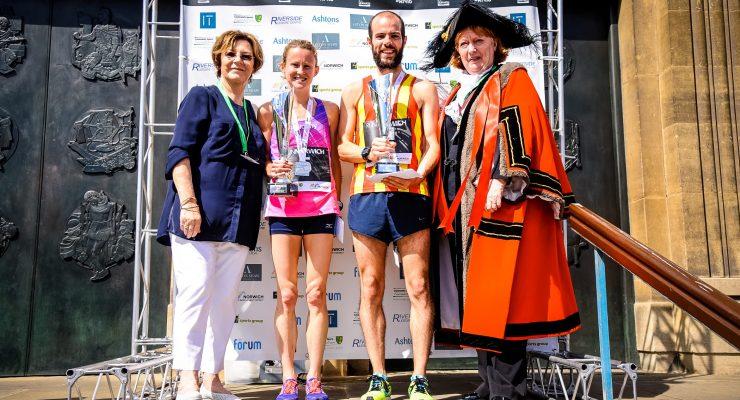 Delia Smith, Nick Earl, Tracy Barlow & Mayor