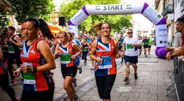 The start of Run Norwich