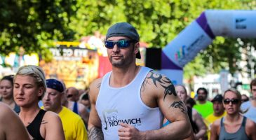Run Norwich shortlisted for national award