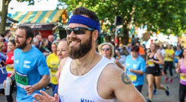 Run Norwich 2017 Mind runner