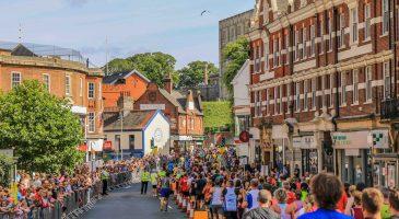 Runners up St Stephens Street