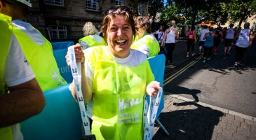 Volunteer at Run Norwich 2018