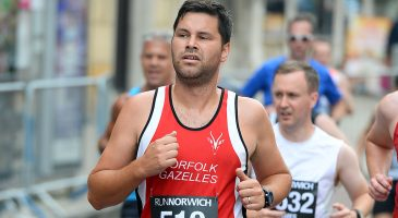 Run Norwich entrant to be honoured at Carrow Road