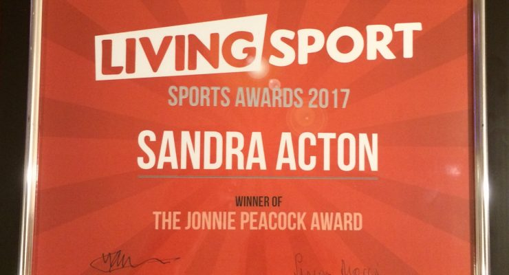 Sandra Acton award