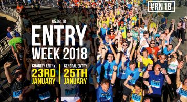Run Norwich entry dates & details