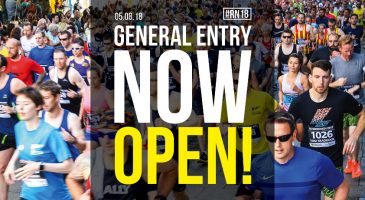 General Entry for #RN18 now open