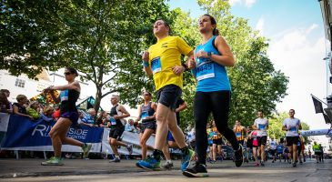 Run Norwich charity runners
