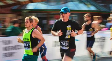 Watch: Footage of Run Norwich 2018