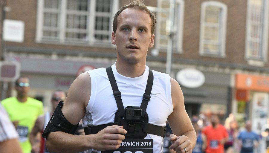 Watch: Go-Pro Run Norwich footage