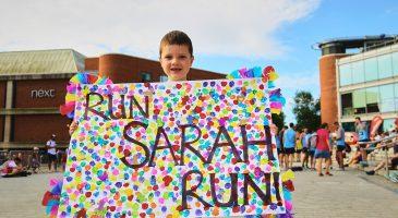 Run Sarah Run RN18