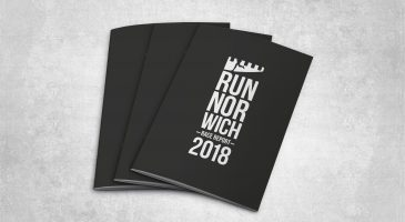 Run Norwich 2018 sponsors' report