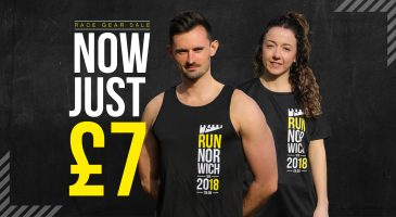 Prices slashed on Run Norwich merchandise