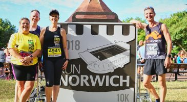 Vote for Run Norwich for national award