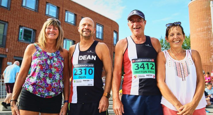 In numbers: running clubs at Run Norwich 2019
