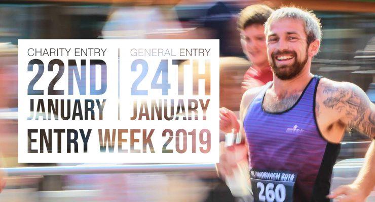 Run Norwich 2019 Entry Dates & Details