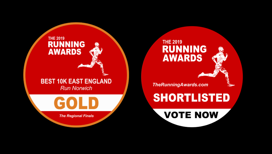 Vote for Run Norwich!