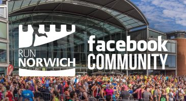 New Facebook community group for Run Norwich