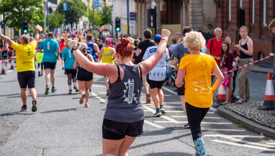 Watch: Run Norwich 2019