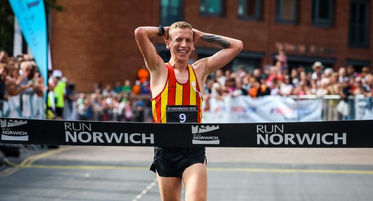 Record turnout as thousands enjoy fifth Run Norwich