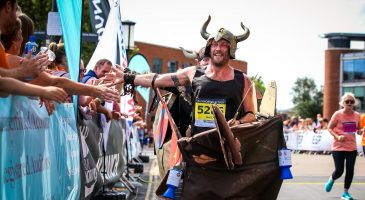 Vikings Run Norwich 2019 RN19
