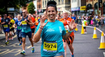 Be a race charity at Run Norwich 2020