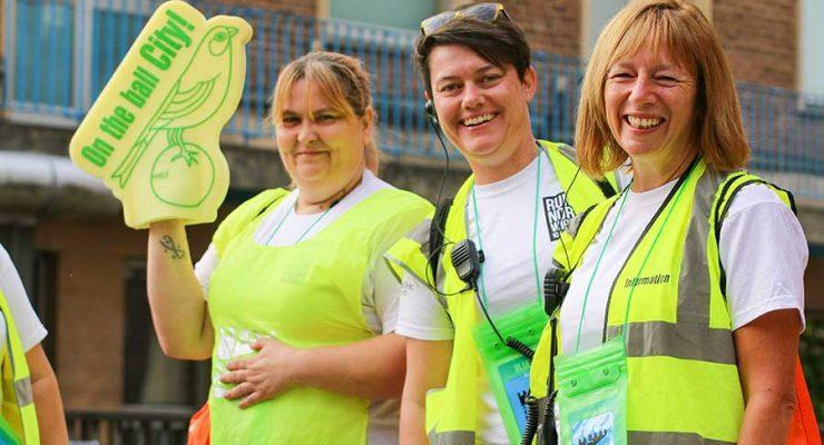 Run Norwich volunteers