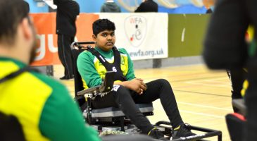 CSF disability programme