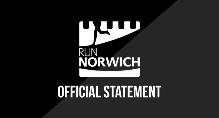 Run Norwich cancelled for 2021